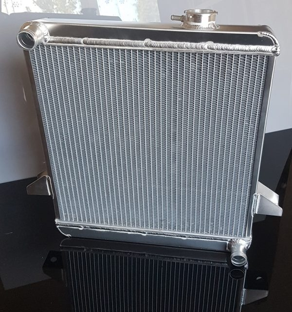 ALLOY RADIATOR UPGRADE
