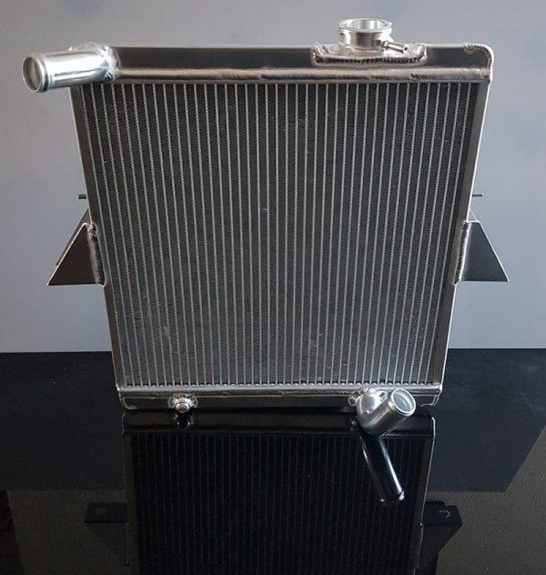 aluminium custom car radiator